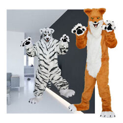 2020fox Dog Big Cat Mascot Costume Suits Cosplay Party Fursuit Outfits Halloween