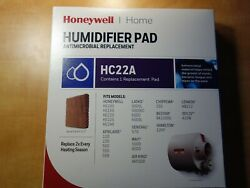 Original Honeywell Hc22a Humidifier Replacement Pad Antimicrobial Brand New