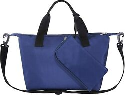 ORASANT Lunch Bag Lunch Tote for Women with Side Pockets and Detachable Shoulder $12.99