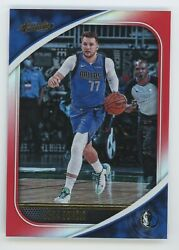 2020-21 Absolute Memorabilia 20 Red Parallel Luka Doncic 135/199