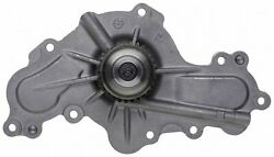 Gates 42044 Premium Engine Water Pump For Select 10-16 Ford Lincoln Mazda Models