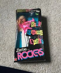 Vintage Rare 1986 Barbie And The Rockers Doll