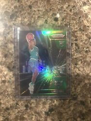 Lamelo Ball 20-21 Panini Prizm Green Sp Instant Impact Rc🔥🔥🔥