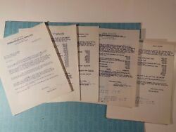 Charleston/huntington Wv, 1950 Letters, Gas Well Drilling Project, Putnam Co.