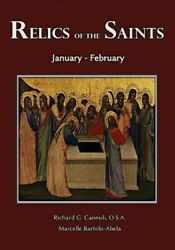 Relics Of The Saints January-february, Brand New, Free Shipping In The Us
