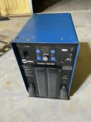 Miller Pipe Pro 450 Rfc Multiprocess Welder Good Condition Works Great