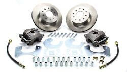 Right Stuff Detailing Fits Ford 9in Rear Disc Brake Conversion Zdcrdm1