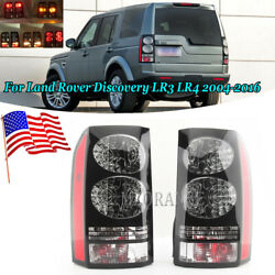 Left+right Tail Light Rear Lamp For Land Rover Discovery Lr3 Lr4 2004-2015 2016