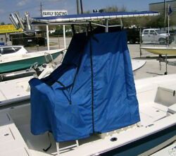 Non-returnable Taylor Made Display T Top Console Covers For Cc Boats With T Tops