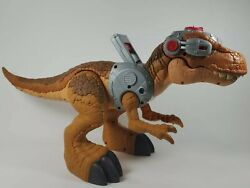 Imaginext Jurassic World Mega T-rex With Lights And Sounds Tested/working