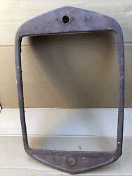 1930 1931 Model Aa Ford Radiator Shell Grill Grille Original Truck A Bus 30 31 2
