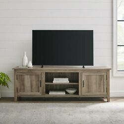 Tv Stand Entertainment Center Tv Cabinet Tv Console Table For Tvs Up To 80