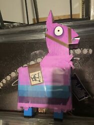 6 Pack Of Fortnite Llama Loot Pinata With 23 Pieces Inside Kids Toys Overtaker