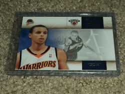 2009 Panini Studio Stephen Curry Rc Basketball Card 129 Rookie Golden State