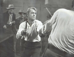 1952 Press Photo Actor Alan Ladd, As Jim Bowie, In New Movie The Iron Mistress