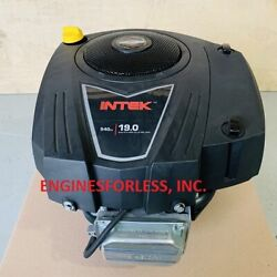 19ghp Briggs And Stratton 33r8770009g1dd0024 Engine For Lawn Tractors And Mowers