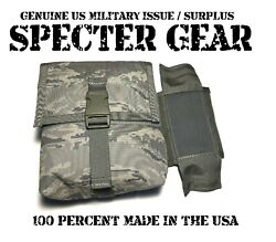 Specter Gear 427 Abu Molle 200 Round Saw Utility Pouch Linked Ammo Us Military