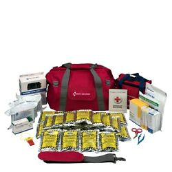 Emergency Prep 24 Person Large Fabric Bag Fao90489 Brand New