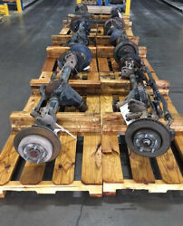14-18 Dodge Ram 2500 Front Axle Assembly 3.73 Ratio 73k Oem Lkq