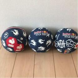 Monta Ball For Freestyle Football Red Bull World Tournament Model Ball 3 Sets