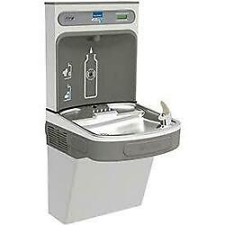 Elkay Lzstl8wssp Ezh2o Next Generation Dual-level Drinking Fountain With Bottle