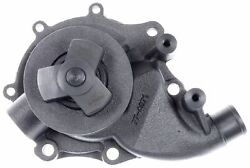 Gates 43021hd Heavy-duty Engine Water Pump For Select 91-93 Ford Models