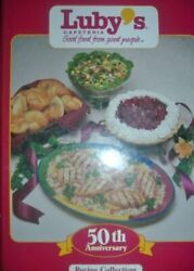 Lubyand039s Cafeteria 50th Anniversary Recipe Collection [spiral-bound]