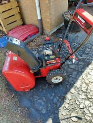 Mtd Yard Machines 5 Hp 22 In Dual Stage Snow Blower - Fully Serviced