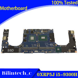 For Dell Xps 15 7590 Motherboard Supports 0xrp5j Xrp5j I5-9300h La-h331p