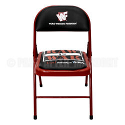 Wwf Wrestling Raw Is War Ringside Chair - Vintage - Free Shipping
