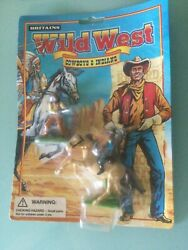 Britains , Wild West- Cowboys And Indians 1/32 Playset 7526 Figures, Moc, 90´s