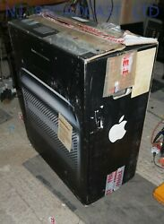 Boxed Apple Macintosh Computer With 2x 3.2ghz Xeon 4core Cpu, 10gb, 8800gt