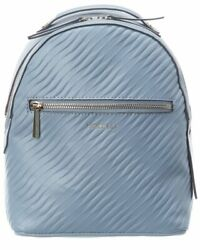Fiorelli Anouk Leather Backpack Women#x27;s Blue $38.00