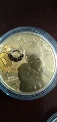 2020 Homer Simpson 100 1oz .9999 Fine Solid Gold Bullion Coin Low Mintage