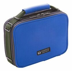 Enderson Bagware Men's Timeout Small Bag Imperial Blue