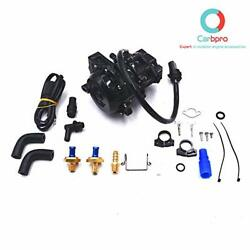 Carbpro 4-wire Fuel Pump Kit For Johnson And Evinrude 5007423 Vro Outboard Boat...