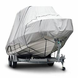Budge B-621-x7 600 Denier Hard/t-top Boat Cover Gray 22and039-24and039 Long Beam Width ...