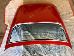 C3 Corvette Gm Oem Removable Hard Top And03968-and03975 Chicago Area Local Pickup