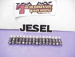 16 Jesel Dogbone .905 Solid Roller Lifters Coated Straight Up .821 Roller
