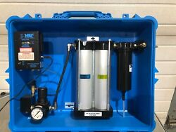 3 Portable Compressed Air Filter And Regulator Panel 256-02-00