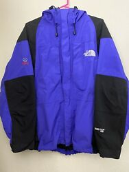 Vintage The North Face XCR Gore Tex Summit Series Jacket Mens M Purple $109.00
