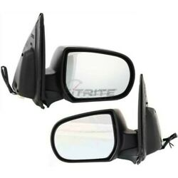 New Set Of Two Power Mirror Fits Ford Escape 2001-2007 Fo1321251 Fo1320251