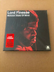 Motown State Of Mind Remixed By Lord Finesse - 7 45 Boxset 7 Discs Vinyl