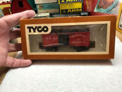 Tyco Mantua Red 1860 Horse Car Western And Atlantic 323a Used In Box Read