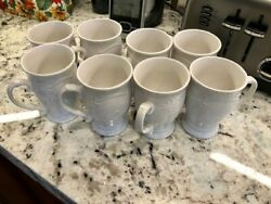 Southern Living At Home Gallery Mugs - Set Of 8