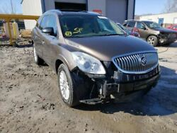 Automatic Transmission 09 Chevy Traverse Awd 2620093