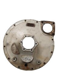 Zf Transmission Adapter Plate Sae 3 Cat For Zf 220a Marine Transmission