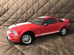 Shelby Collectibles 07 Shelby Cobra Gt500 Svt 40th Annv Ed 118 Diecast Vhtf