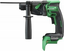 Hikoki 18v Cordless Hammer Drill 18mm Dh18dpbnnk Body Only From Japan New F/s