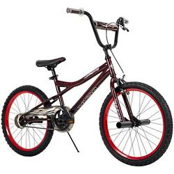 Boys Bike Bicycle Huffy Kyro 20 Inch Bmx Style Red Kids Age 5 To Adults Durable